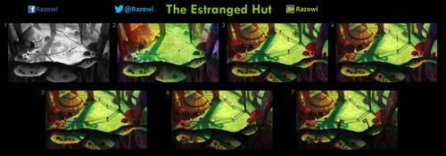 The Estranged Hut - WIP by Razowi