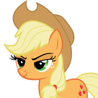 Apple Jack gets an idea by Dharthez