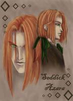 Seddick Azara by raerae