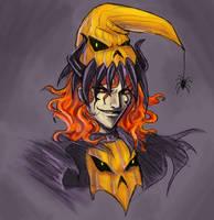 Halloween Seijaku by raerae