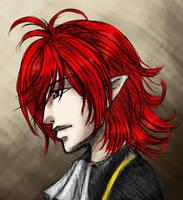 Aleisdaen Portrait by raerae