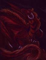 Fire Dragon by raerae