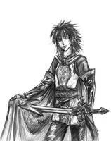 Prince Firohn by raerae