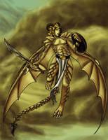 Dragon Warrior by raerae