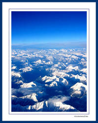 High Above The Rockies by ky74n