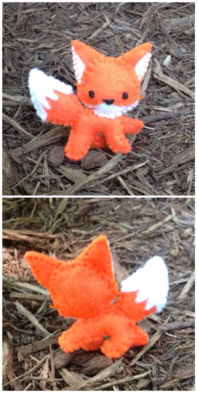 Little Fox by DarkAcey