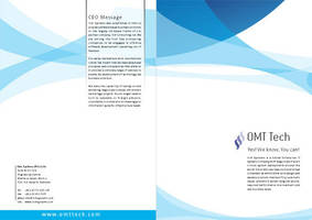 Brochure Design 02 by tahans