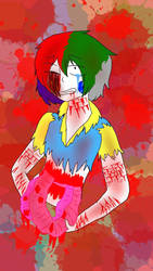 open wound by whitneythesadweebo
