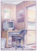 My Corner by Usagisama