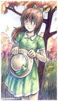 Hat Thief by Usagisama