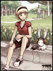 Jogger Girl by Usagisama