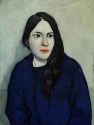 Portrait by DawidZdobylak