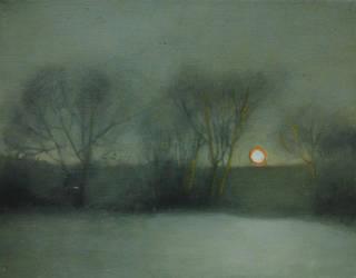 Landscape by DawidZdobylak
