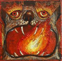 Head Hell by DawidZdobylak