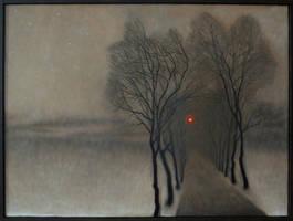 Sunset by DawidZdobylak