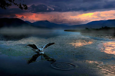 Kastoria-Lake by sui400