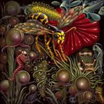 FLORA vs. FAUNA, Underworld IV by RSConnett