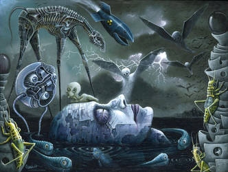 Dreams and Nighmares by RSConnett