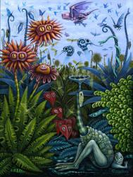 Garden Study 02 by RSConnett