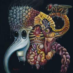 IDIOT GODS by RSConnett