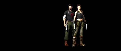Kurtis and Lara 1 by TRKO