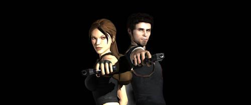 Kurtis and Lara 2 by TRKO