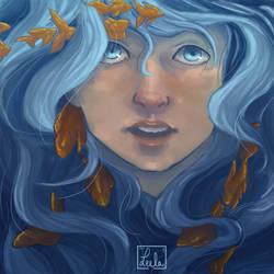 Mermay by LeelaEng