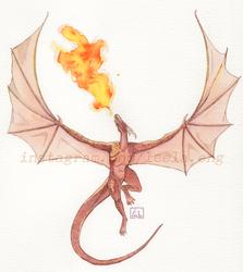 Dragon by LeelaEng