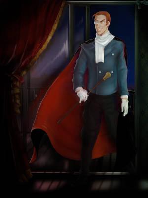 Arsene Lupin by CelebrenIthil