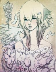 White Lace by Chibi-Celestia