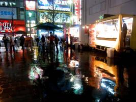 TOKYO AKIHABARA NIGHT 30 by hirolu