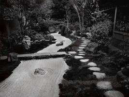 JAPANESE GARDEN IN TOKYO by hirolu