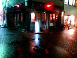 BAR IN TOKYO by hirolu