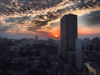 A VIEW FROM MY ROOM by Olympus E-PM1 by hirolu