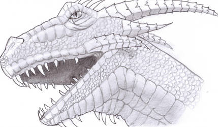 Mark C - Tutorial (dragon Head) by Seraphene