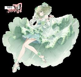 Anime Princess Render by Natsi90