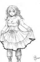 EBF4's mage: Natalie by Rukuai