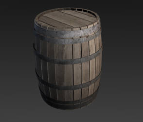 3d barrel by unit-35