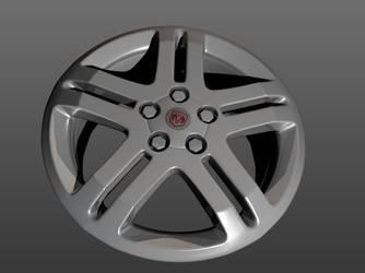 3d Dodge Rim by unit-35