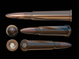 norma .303 British bullet by unit-35