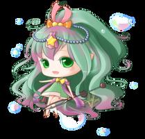 Sapphire by mochimaruvii