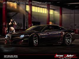 Pontiac Firebird by 3Stylerz by FutureMuscleCars