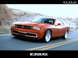 Dodge Dart by dacim12 by FutureMuscleCars