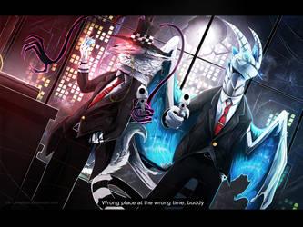 -International Criminals- by Ink-Leviathan