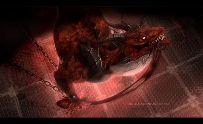AT: Cannibal by Ink-Leviathan