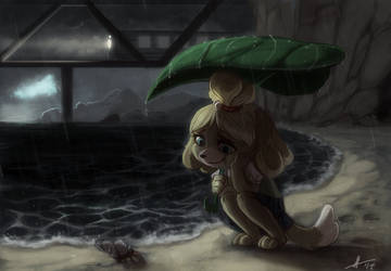 Isabelle by biscuitcrumbs