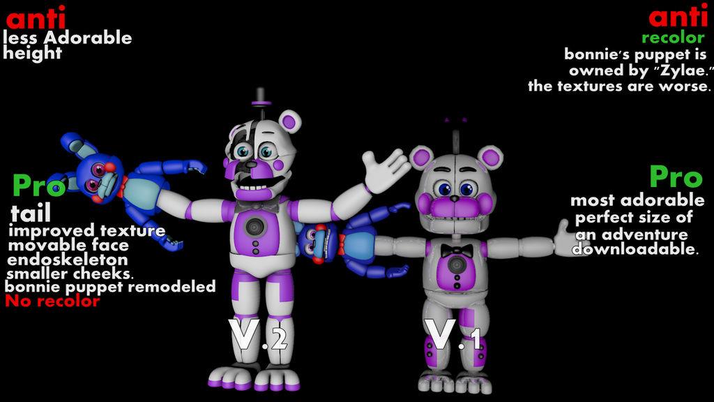 Blender Modeling Freddy
