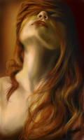 red hair girl by neelane