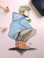 Jacksepticeye by jellybeanz918