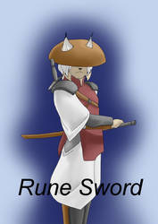 Rune Sword - 00 by Oobaneko